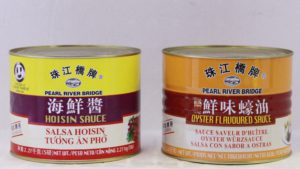 Hoisin Sauce and Oyster Flavoured Sauce