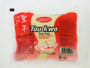 Unicurd pressed firm tofu
