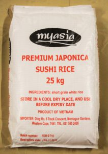Myasia Sushi Rice
